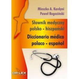 Słownik medyczny polsko-hiszpański