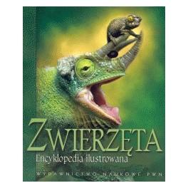 Zwierzęta Encyklopedia ilustrowana