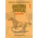 Anatomia zwierząt t.1 Aparat ruchowy