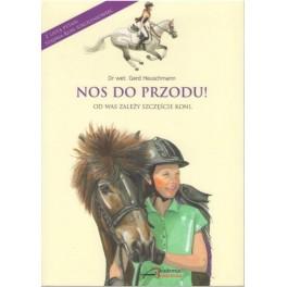 Nos do przodu ! Od Was zależy szczęście koni!