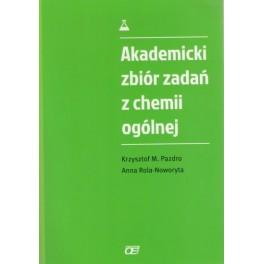Akademicki zbiór zadań z chemii ogólnej