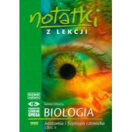 Notatki z lekcji Biologia Anatomia i fizjologia człowieka część 2