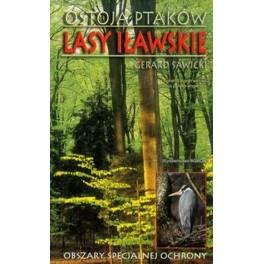 Ostoja ptaków - Lasy Iławskie