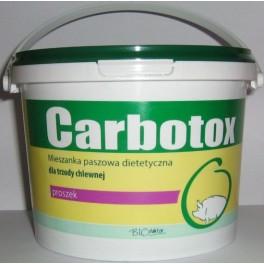 Carbotox 1kg Mieszanka paszowa dietetyczna dla trzody chlewnej