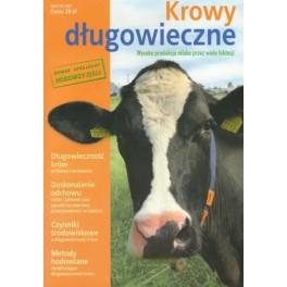 Krowy długowieczne Wysoka produkcja mleka przez wiele lat