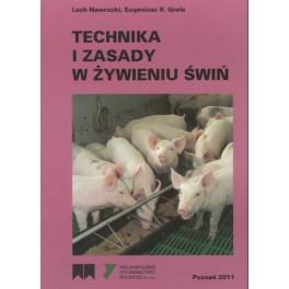 Technika i zasady w żywieniu świń
