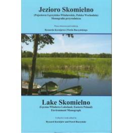 Jezioro Skomielno Pojezierze Łęczyńsko-Włodawskie, Polska Wschodnia, Monografia przyrodnicza