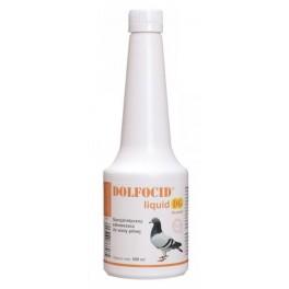 Dolfocid liquid DG dla gołębi 500 ml Specjalistyczny zakwaszacz do wody pitnej