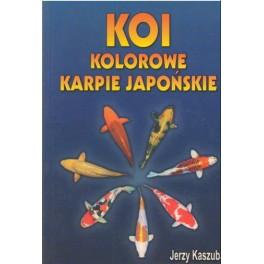 KOI - kolorowe karpie japońskie