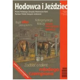 Hodowca i Jeździec Nr 4 (31)/2011