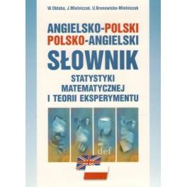 Angielsko-polski, polsko-angielski słownik statystyki matematycznej i teorii eksperymentu